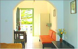 Standard-Apartment - Wohnraum