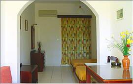 Standard-Apartment - Schlafzimmer