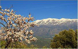 Ida-Gebirge: Blick von Melambes